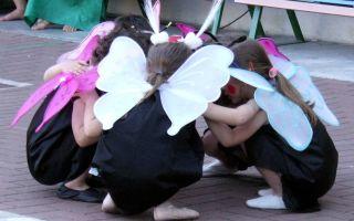 Ведущий вид деятельности в дошкольном возрасте