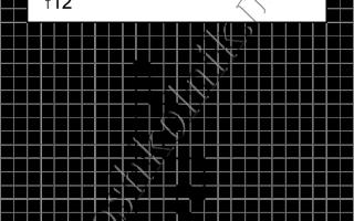 Графический диктант Зайчик: рисунок по клеточкам для дошкольников