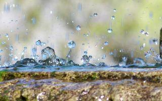 Физминутка дождик
