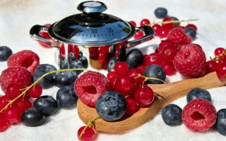 Физминутка ягоды
