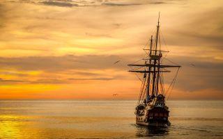 Физминутка про кораблик