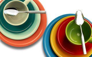 Физминутка посуда