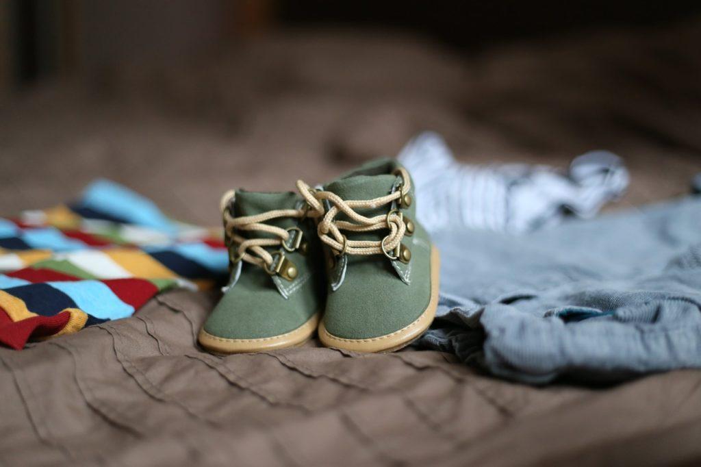 Детская одежда, обувь